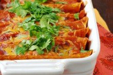 Four Cheese Enchilada Bake Recipe Thumbnail
